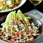 prof jb wedge salad